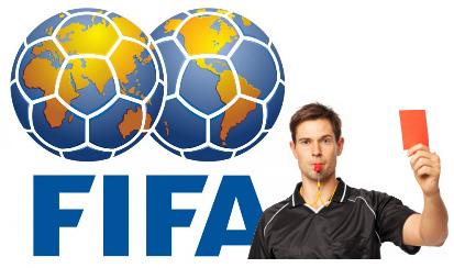 FIFA przyznaje się do łapówek