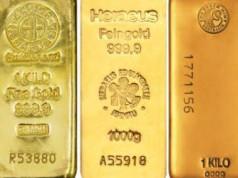 Rosja i Chiny gromadzą złoto