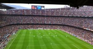 Wizualizacja stadionu FC Barcelony po przebudowie