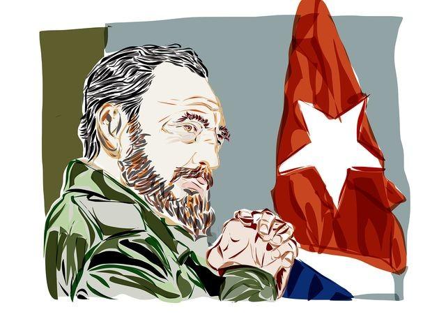 Zakaz pamiątek po Castro na Kubie