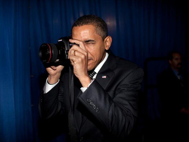 Eddie Vedder śpiewa dla Obamy