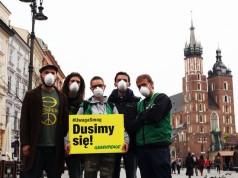 Kraj smogiem oddychający