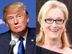 Donald Trump na celownik Meryl Streep